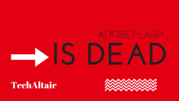 adobe flash is dead