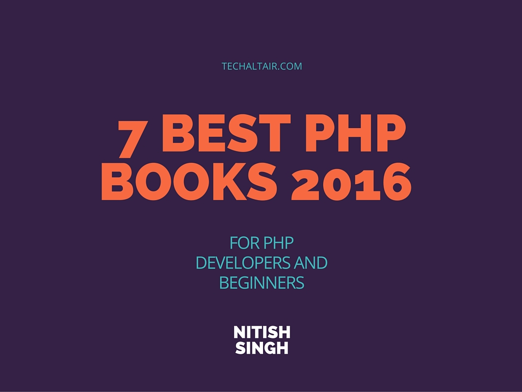 PHP Books