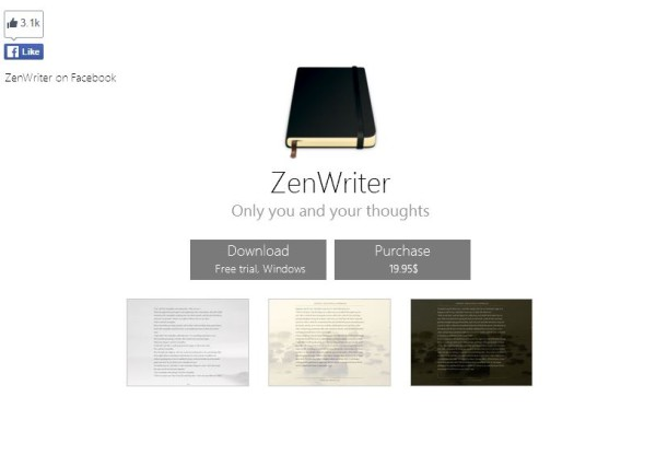 8-zen-writer
