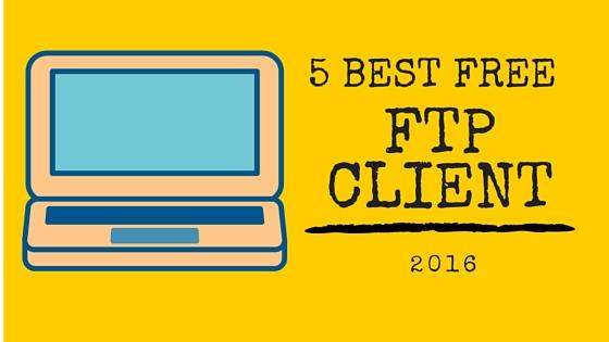 5 FTP Client 2016