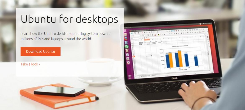 Ubuntu PC operating system Ubuntu